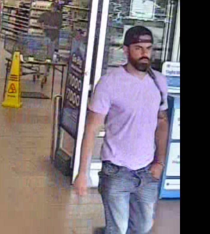 West Monroe theft suspect