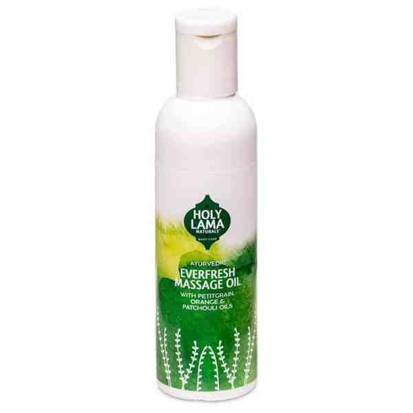 Ayurvedische Massageöl Everfresh