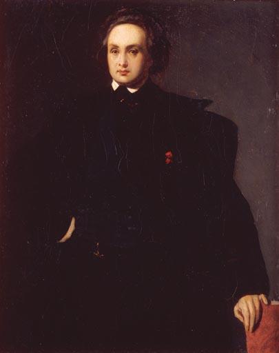 Louis Boulanger - Victor Hugo