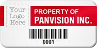 Custom Barcode Tag