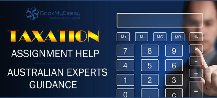 Taxation Assignment Help