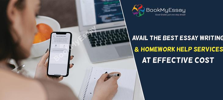 essay writing & homework help