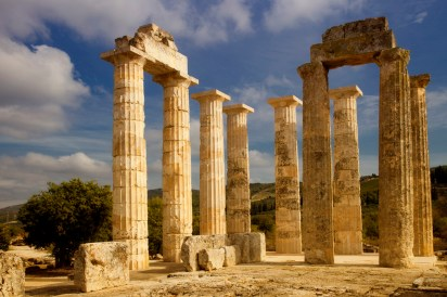 Nemea Temple of Zeus