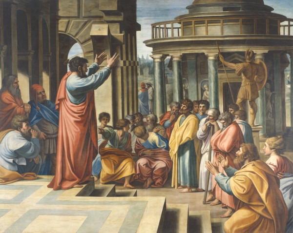 Sermon by Rafael