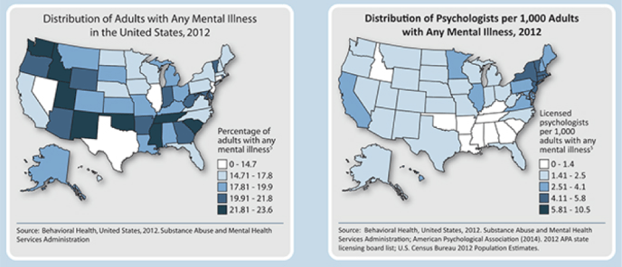Fields of Knowledge Blog_APA Mental Illness graphic