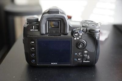 Sony a900 DSLR Camera