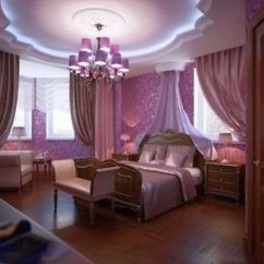 Wall To Sofa Designs India Sofas No Credit Check 15 Luxurious Bedroom With Purple Color
