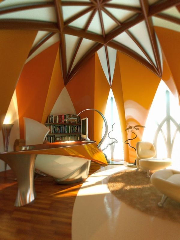 Vaulted Ceiling Designs for Homes