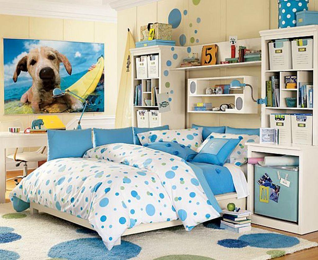 20 Beautiful Teenage Girls Room Inspiration Designs