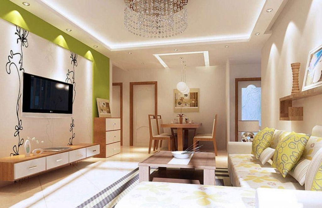 20 Brilliant Ceiling Design Ideas for Living Room