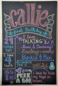 chalkboard writing ideas with colorful chalks