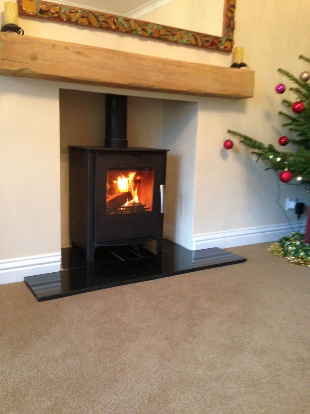 Classic Freestanding Fireplaces Designs