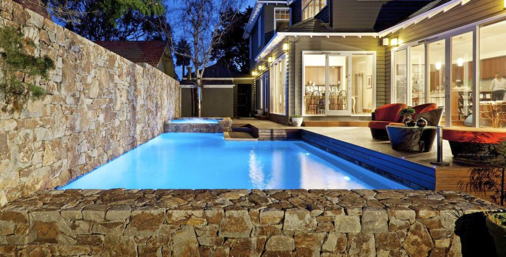 how to design long narrow living room decorating styles for rooms 19 breath-taking lap pool designs made modern homes