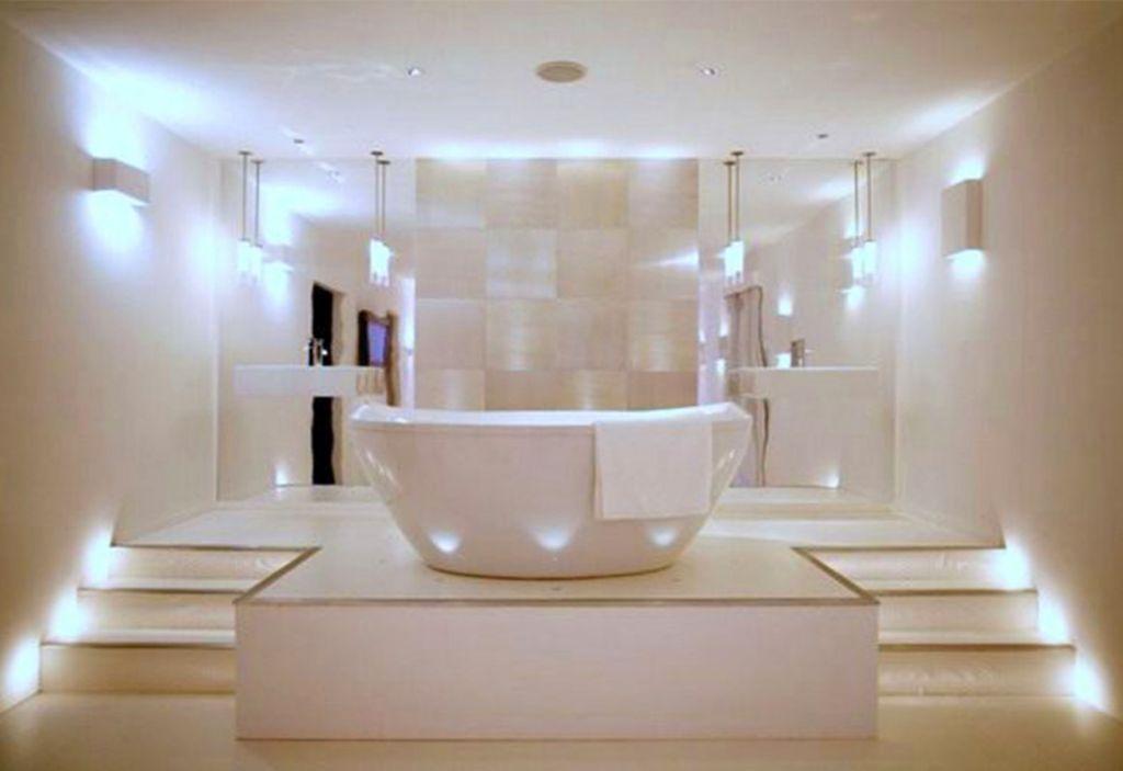 master bathroom vanity lighting ideas contemporary master bathroom lighting ideas