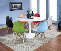 20 Fun Multi-Colored Dining Chairs