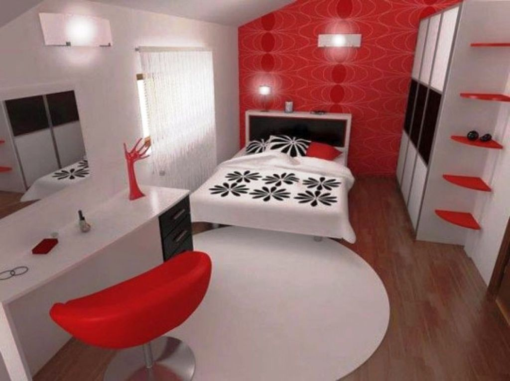 title   Red Black And White Bedroom Ideas