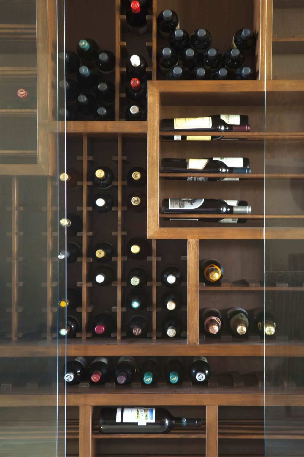 19 Sleek Contemporary Wine Cabinets to Enhance Your Interior