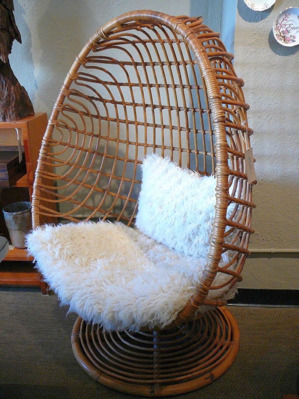 Rattan Papasan Chair Cushion
