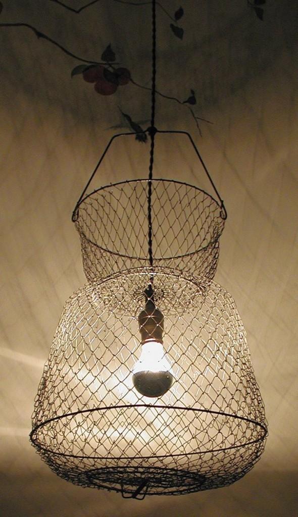 Ball Jar Pendant Light