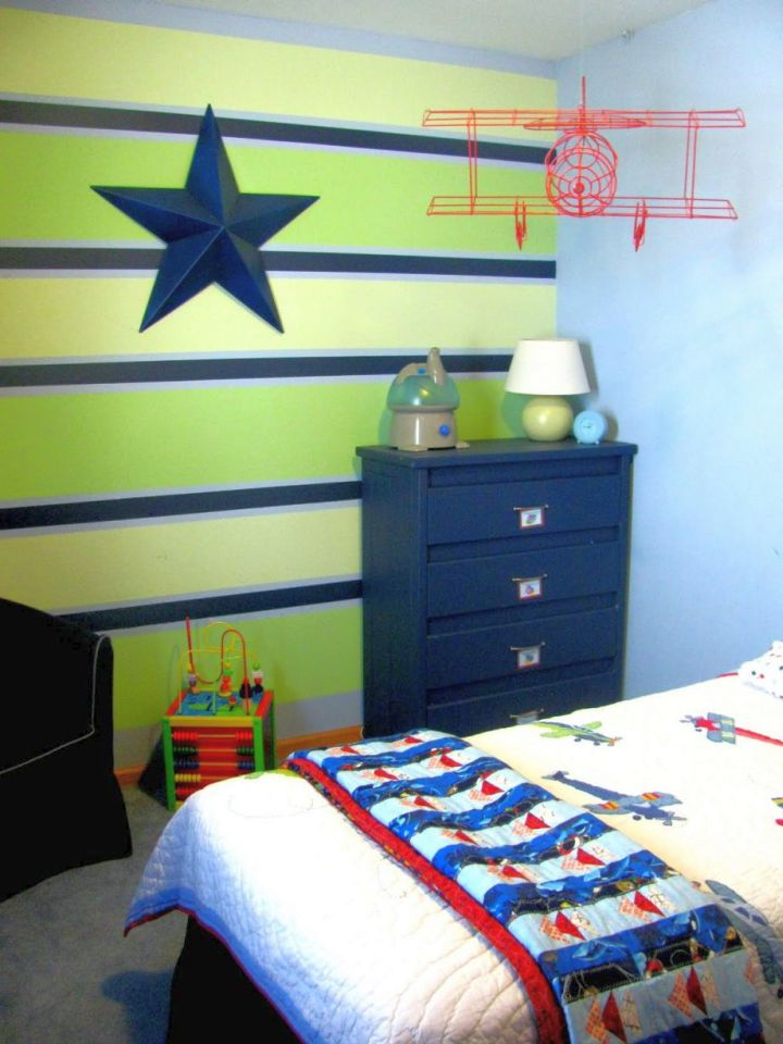 Painting Ideas For Baby Boys Room: 18 Joyous Paint Color Ideas For Boys Rooms