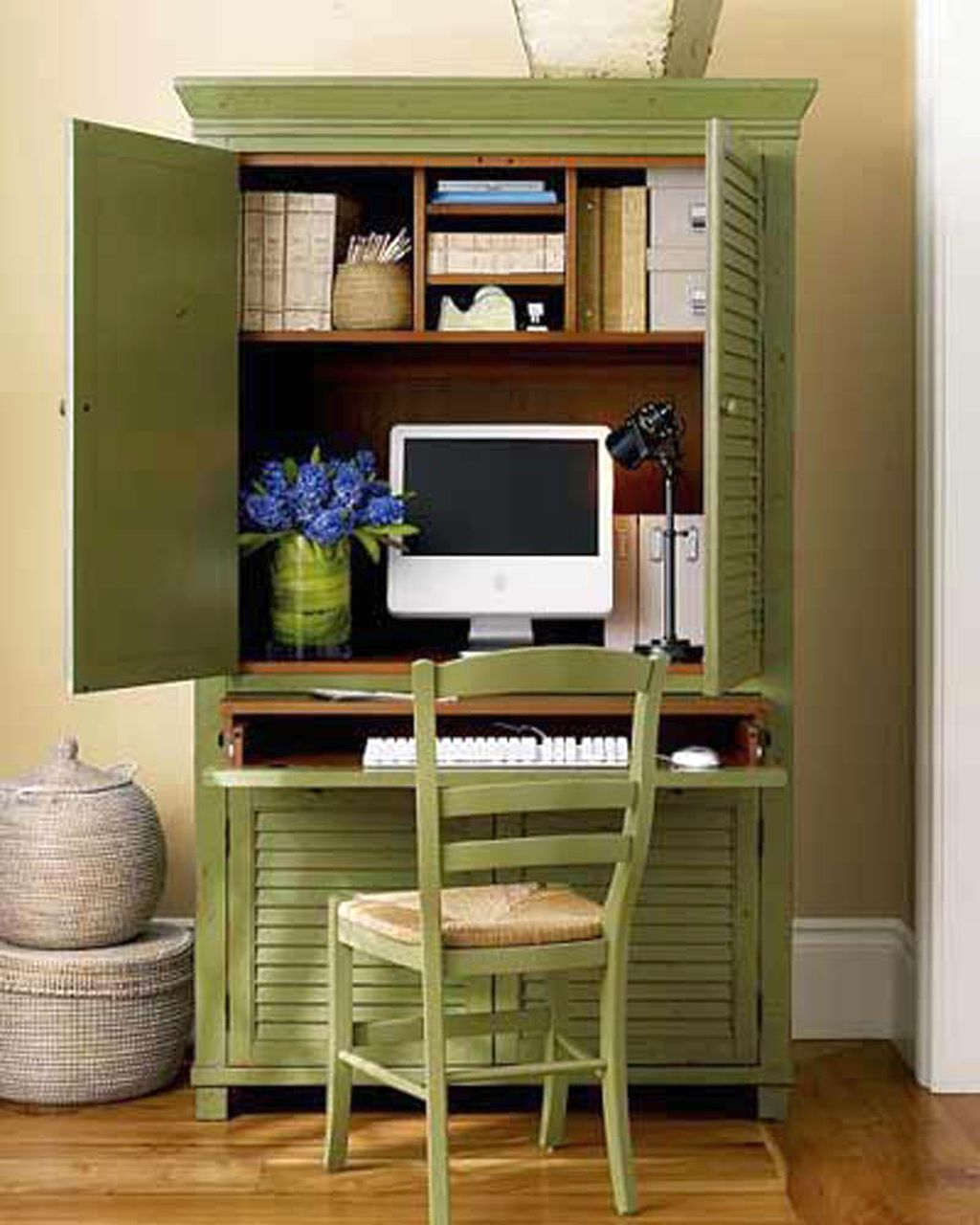 Home Office Desk Ideas Small Spaces