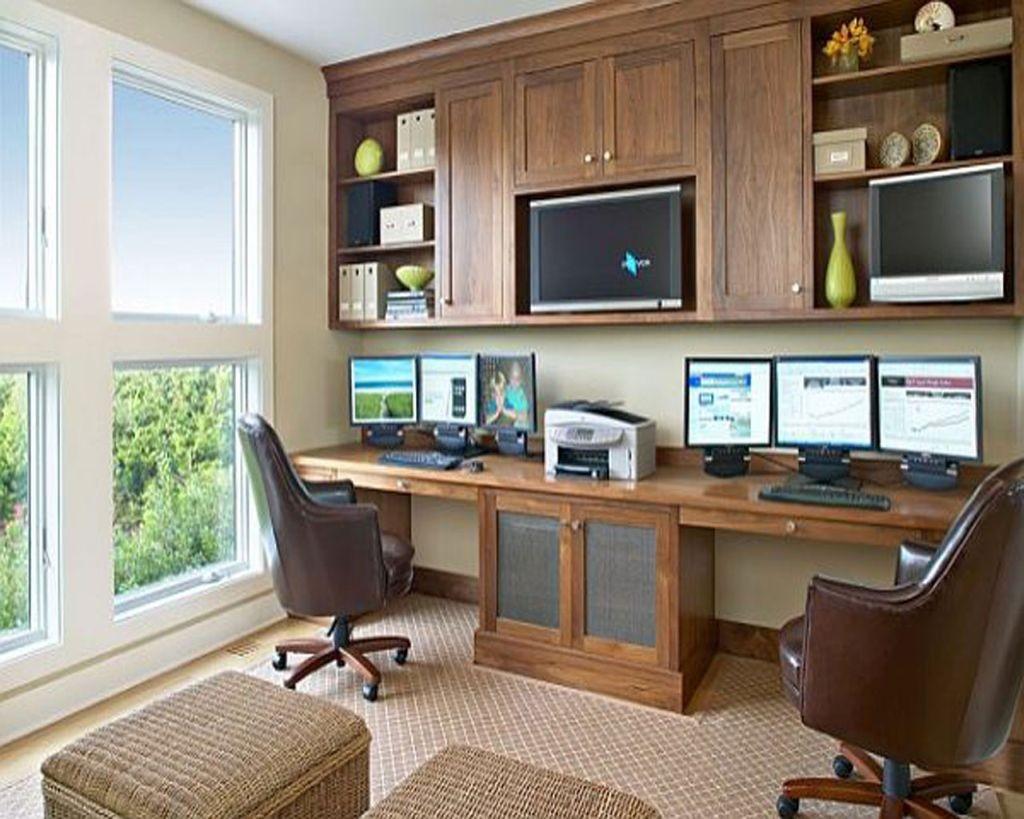 small home office design ideas 20 Inspiring Home Office Design Ideas for Small Spaces