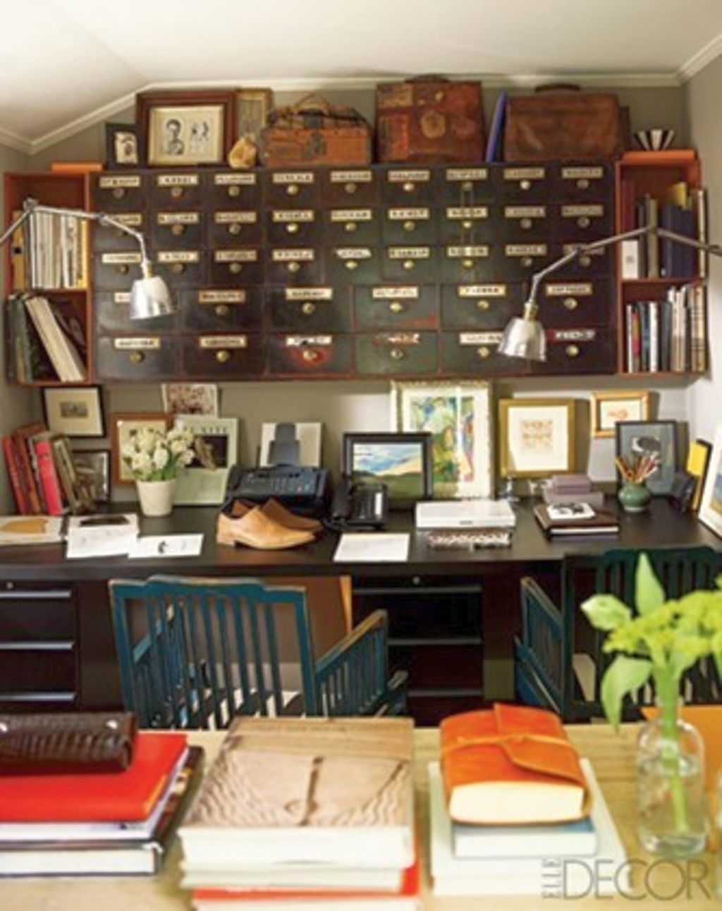 Office Storage Ideas Small Space