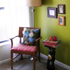 White Papasan Chair Wrought Iron Feet Covers 19 Delightful Lime Green Accent Walls To Rejoice Your Home