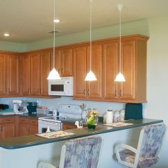 Hanging Kitchen Lights Over Island Ikea Low Mini Pendant For An
