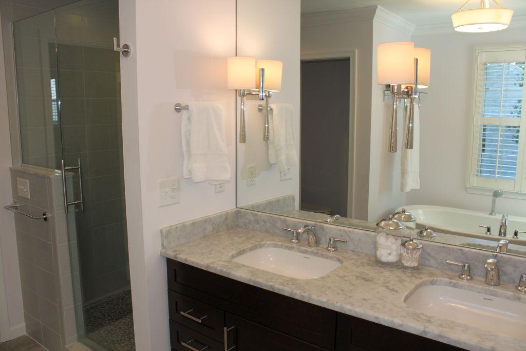 master bathroom vanity lighting ideas master bathroom lighting ideas with sleek lampshades