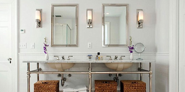 20 Dazzling Bathroom Vanity Lighting Ideas