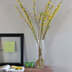 Tall Floor Vases For Living Room Paneling Minimalist Vase With Branches