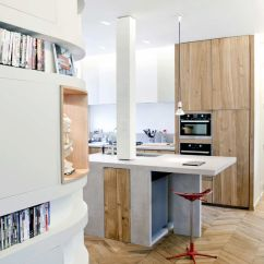 Contemporary Kitchen Tables Modular Kitchens 20 Minimalist Modern For Small Spaces