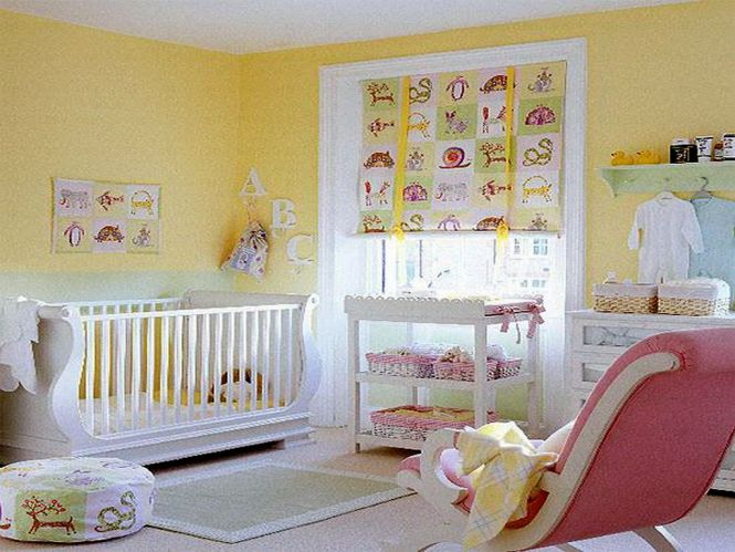 Alluring Images Of Baby Nursery Room Design And Decoration With Various Bedding Ideas Delightful
