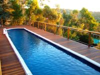 19 Breath-Taking Lap Pool Designs Made for Modern Homes