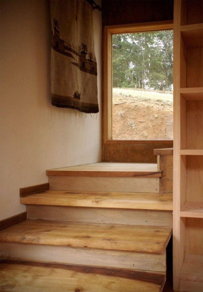 19 Contemporary Wooden Stairs Designs For Your House