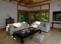 Japanese Inspired Living Room Chair