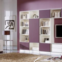 Modern Living Room Shelves Grey Curtains For 19 Great Designs Of Wall Shelving Unit