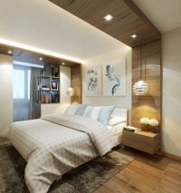 19 Sleek Bedroom Wall Panel Design Ideas
