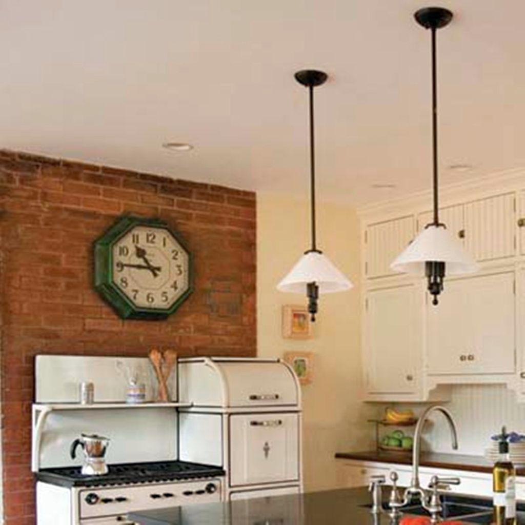 mini pendant lights for kitchen table with 6 chairs vintage over island