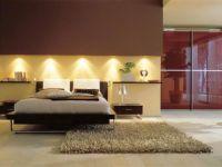 zen bedroom ideas with unique lighting