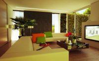 19 Serene Zen Living Room Ideas