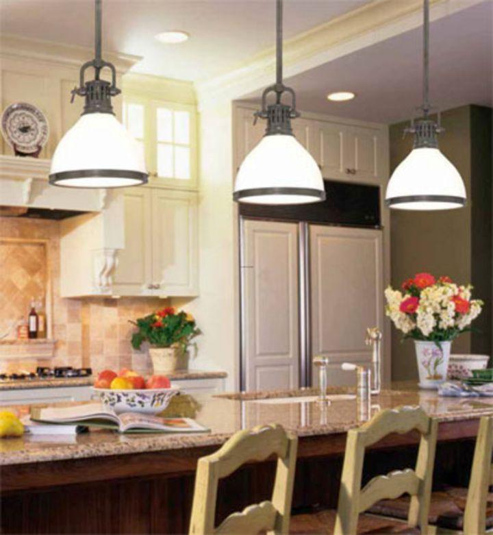 mini pendant lights for kitchen island space saving radiators 19 great lighting ideas to sweeten