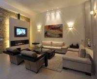 18 Pleasant Living Room TV Placement Ideas