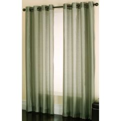 Kitchen Power Grommet Hand Towels For The 19 Charming Sheer Curtain Privacy Designs