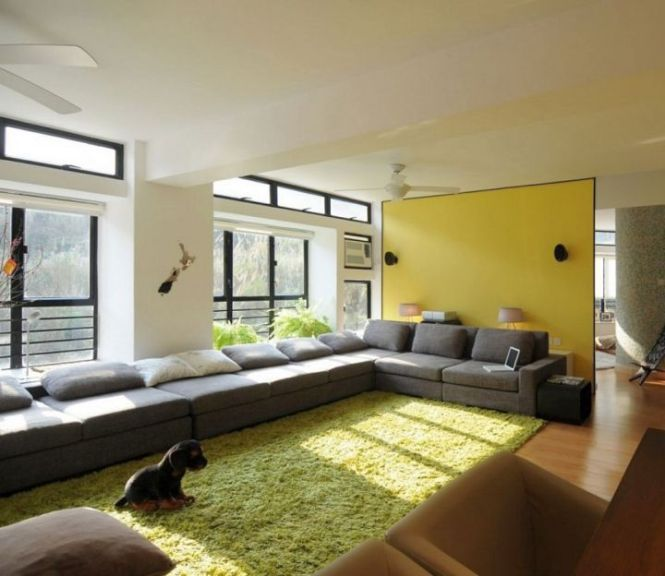 How To Arrange Living Room Furniture In A Rectangular M Placement Long