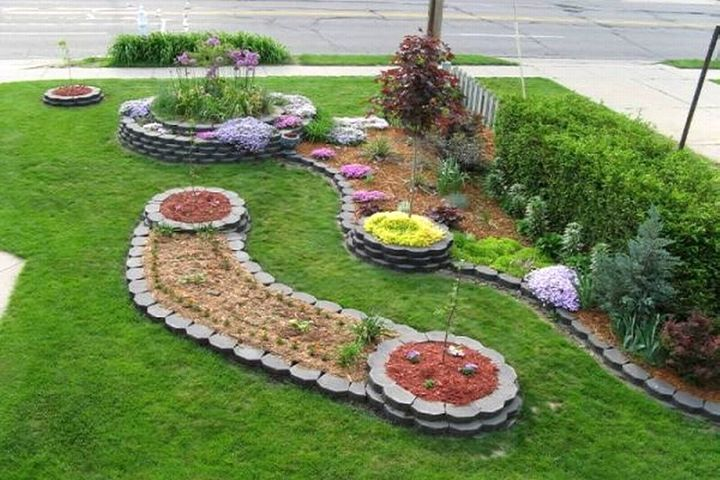 Easy Rock Garden Ideas | Garden Ideas & Garden Design. Small Raised Garden Ideas - small rock garden designs