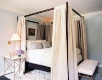 18 Gorgeous Modern Four Poster Bed Designs
