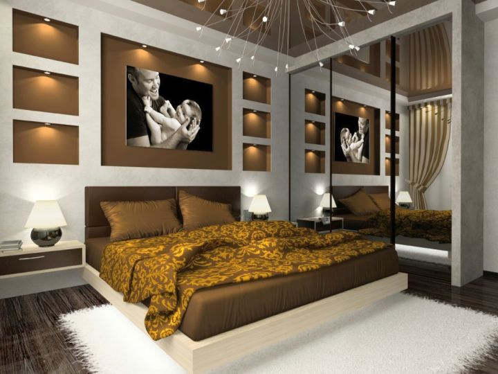 19 Manly Bedroom Ideas That Make You Feel Like a King