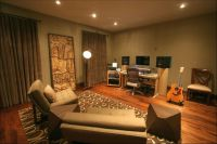 17 Minimalist Home Music Room Decoration and Design Ideas